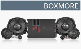 BOXMORE | BMW Audio Upgrades