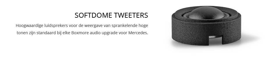 20mm Softdome Tweeters